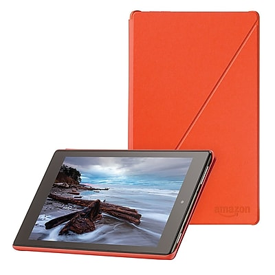 Amazon Protective Case for Fire HD 8 Tablet, Tangerine