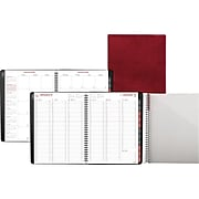 "2020 At-A-Glance 8"" x 11"" Appointment Book, Fashion, Red (33353-2001)"