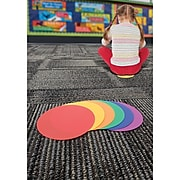 Teacher Created Resources Spot On® Colorful Circles Carpet Markers, Pack of 36 (TCR77048BN)