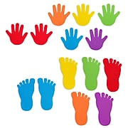 Learning Advantage Hand and Foot Mark, Set of 24 (CTU63525)
