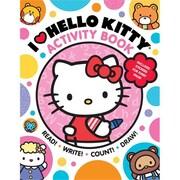 Abrams Books I Heart Hello Kitty Activity BookHCTB352