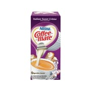 Coffee-mate Italian Sweet Creme Liquid Creamer, 0.38 Oz., 50/Box (NES84652)