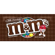 M&M's Chocolates, 1.69 Oz., 36 Packs/Box (MMM49990)