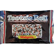 Tootsie Rolls Midgees Chocolates, 12 Oz. (TOO611)