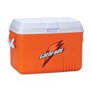 Gatorade Plastic Cooler, Orange (308-49037)