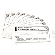 Clean Card International Series 230 Cleaning Cards, 10/Pack (CC23)