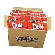 Dum Dums Original Lollipops, Assorted, 32 oz., 200 Lollipops/Bag, 6 Bags/Carton (071-1)