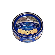 Royal Dansk Cookies, Butter, 12 Oz. (KRD819971)