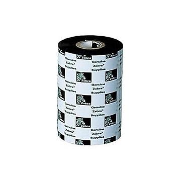 Zebra Technologies 5319 Performance Black Thermal Wax Printer Ribbons, 6/Pack (05319BK11045) (IM1E61797) photo