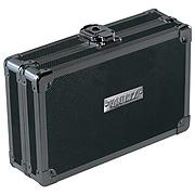 Vaultz® Locking Supply Box with Key Lock, Tactical Black