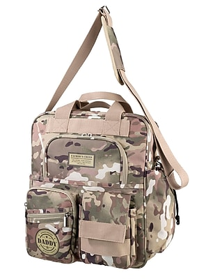 Lillian Rose Military Camouflage (Operational) Daddy Diaper Bag (24DB425)