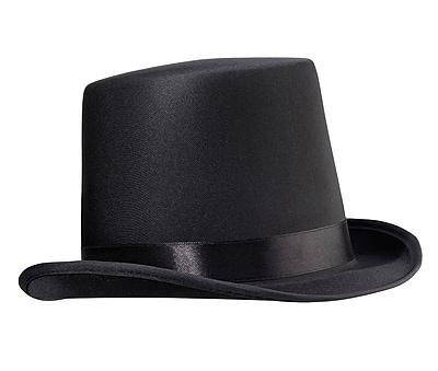 Mini Black Top Hat (RA272)