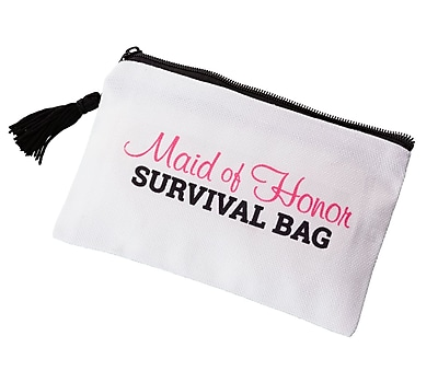 Lillian Rose Maid of Honor Wedding Day Survival Bag (TR100 MH)
