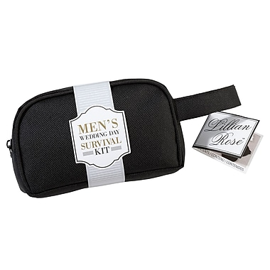 Lillian Rose Men's Wedding Day Survival Kit (TR100 M)