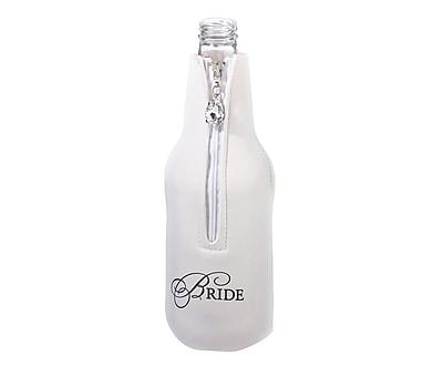 Bride Bottle Cozy - White (WF672 BR)