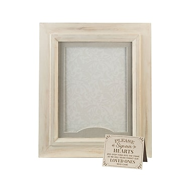 Lillian Rose Frame for Signing Hearts (GA564)