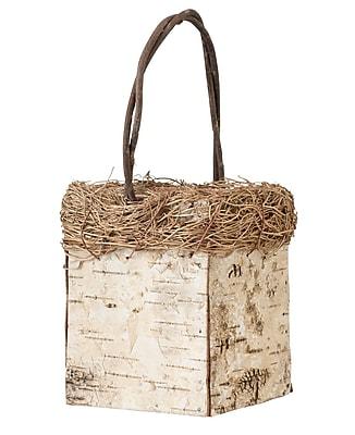 Lillian Rose Birch Flower Girl Basket (FB360)