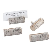 Lillian Rose Birch Place Card Holders - Set of 4 (FA360)