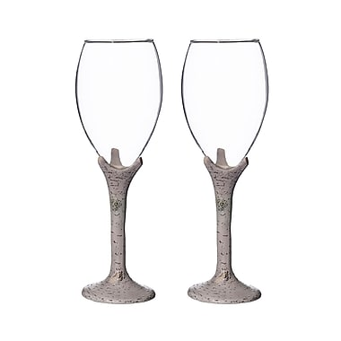 Lillian Rose Birch Wine Glass Set (G360)