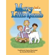 Mary Had a Little Lamb Big Book By Janelle Bell-Martin (100244)
