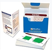 New Path Learning Math Vocabulary Flash Cards, Grades 3-5 (NP-433011)