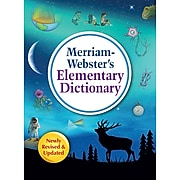 Merriam-Webster's Elementary Dictionary (MW-7456)