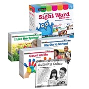 Newmark Learning Early Readers Boxed Set, Nonfiction Sight Word Readers Set 1 (NL-4664)