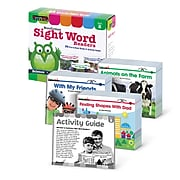 Newmark Learning Early Readers Boxed Set, Nonfiction Sight Word Readers Set 2 (NL-4665)
