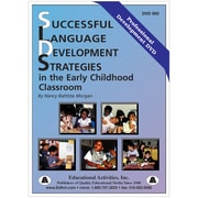 Educational Activities Successful Language Development Strategies in the Early Childhood Classroom DVD (ETADVD800)