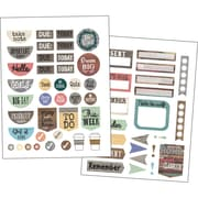 Teacher Created Resources Home Sweet Classroom Planner Stickers, Pack of 6 of 180 (TCR8748BN)
