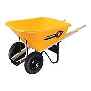AMES® True Temper Wheelbarrows, 8 cu ft (027-RP810)