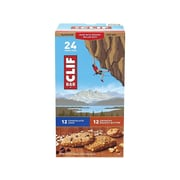 Clif Bar Energy Bars, Variety, 2.4 Oz., 24/Pack (220-00438)
