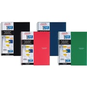 "Five Star 1-Subject Notebook, 8.5"" x 11"", College Ruled, 100 Sheets, Assorted Colors (06206/08076)"