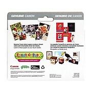 Canon PGI-5/CLI-8 Black, Cyan, Magenta, Yellow Ink Cartridges w/ Photo Paper, 4/Pack (0628B027)