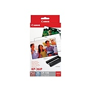 Canon KP 36IP Color Ink Cartridge, Photo Paper Value Pack