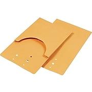 "Pendaflex File Pocket, 3/4"" Expansion, Letter/Legal Size, Kraft, 100/Box (JO44)"