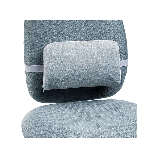 Master Caster Comfortmakers Lumbar Support Cushion Gray 92041