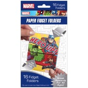 Eureka Fidget Folders, Marvel™ Super Hero Adventure, 16 Per Pack, 6 Packs (EU-872008BN)
