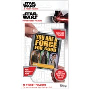 Eureka Fidget Folders, Star Wars™, 16 Per Pack, 6 Packs (EU-872007BN)