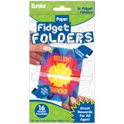Eureka Fidget Folders, Kaleidoscope, 16 Per Pack, 6 Packs (EU-872004BN)