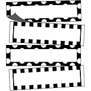 Schoolgirl Style Simply Stylish Magnetic Labels, 20 Pieces (149009)