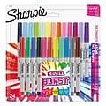 Sharpie Color Burst Permanent Marker, Ultra Fine Tip, Assorted, 24/Pack (1949558)