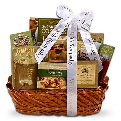 Alder Creek Gift Baskets Sympathy Gourmet Gift