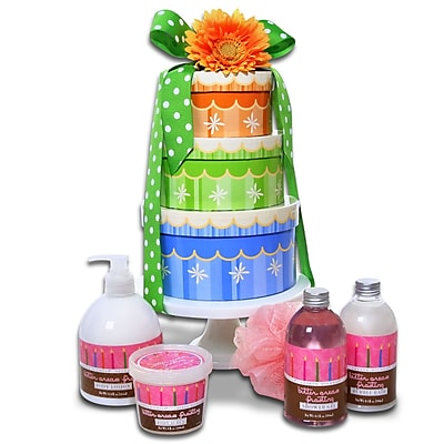 Alder Creek Gift Baskets Happy Birthday Spa