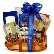 Alder Creek Gift Baskets Gourmet Thank You Greetings Gift (FG07196)