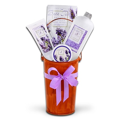 Alder Creek Gift Baskets Lavender French Flower