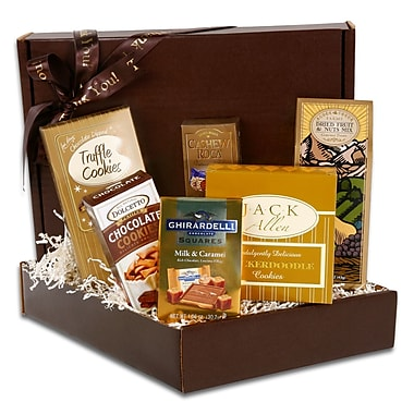 Alder Creek Gift Baskets Thank You Gourmet Gift Box (FG07183)