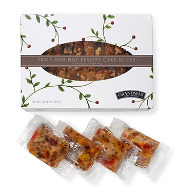Beatrice Bakery Grandma's Fruit & Nut Half Slice Box (DS0433)