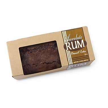 Beatrice Bakery Chocolate Rum Bar Box (DS0443)