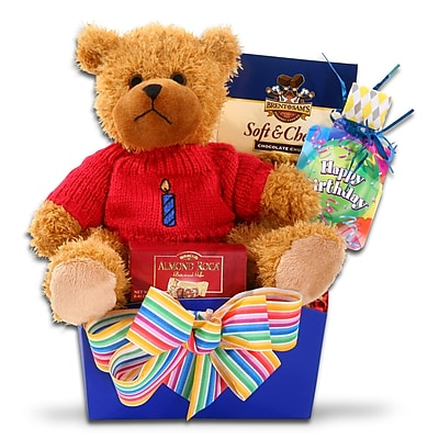 Alder Creek Gift Baskets Happy Birthday Gift (FG06478)